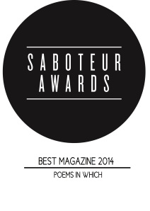 Magazine prize logo